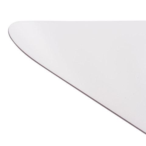Коврик защитный для напольных покрытий , поликарбонат, 100х120 см, глянец, толщина 1 мм