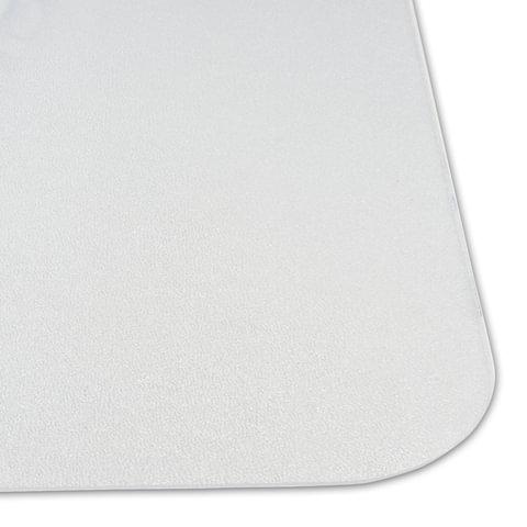 Коврик защитный для напольных покрытий , поликарбонат, 100х120 см, шагрень, толщина 1,8 мм