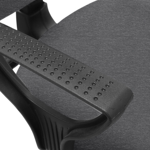Кресло Prestige Ergo MG-311, регулируемая эргономичная спинка, ткань, серое