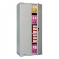 "Шкаф металлический офисный ""MK 18/91/46"", 1830х915х460 мм, 47 кг, 4 полки, разборный, S204BR180202"